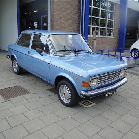 Photo 14 - Fiat 128 - 1971