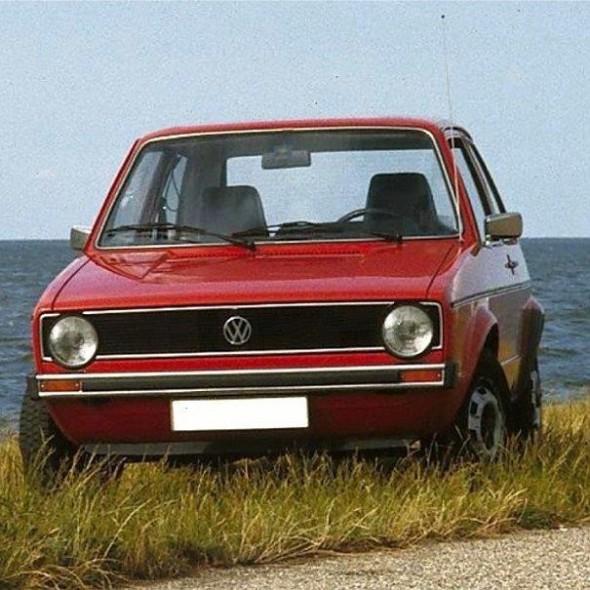 Photo 16 - VW Golf I - 1974