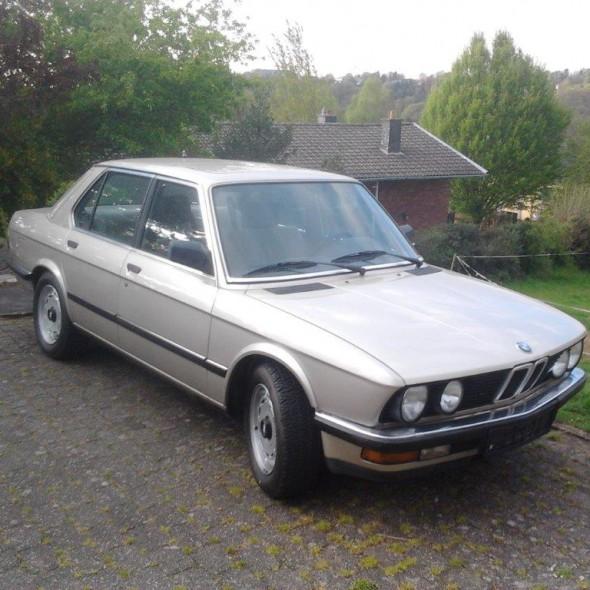 Photo 20 - BMW M535i E28 - 1985