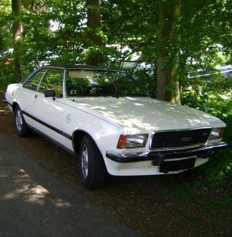 Photo 21 - Opel Commodore - 1977