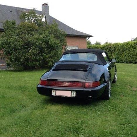Photo 22 - Porsche 911 964 - 1991